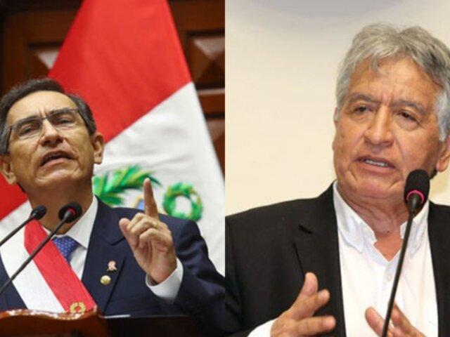 Congreso 2020: Unión Por el Perú anuncia que no participará en diálogo con Vizcarra