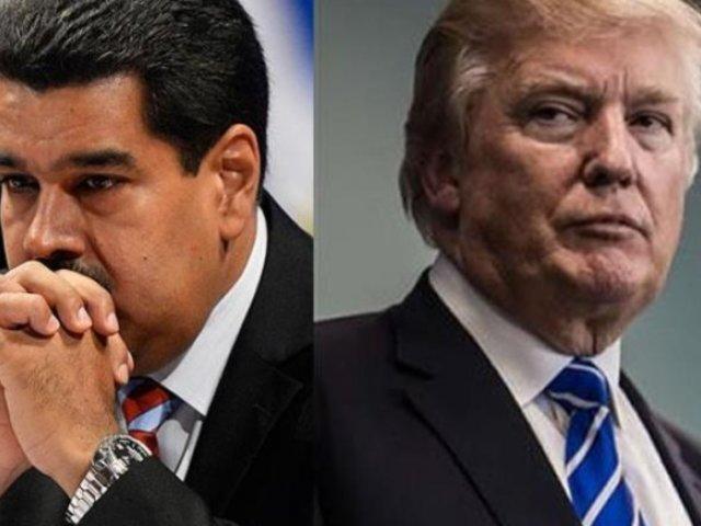 """Maduro: """"no nos engañemos, hay cosas que están mal y no son por culpa de Donald Trump"""""""