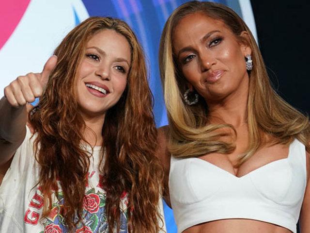 Hoy se presentan JLO y Shakira en la final del Super Bowl