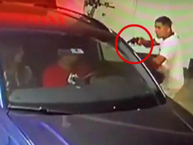 Surco: el testimonio del hombre que fue asaltado en la cochera de su edificio