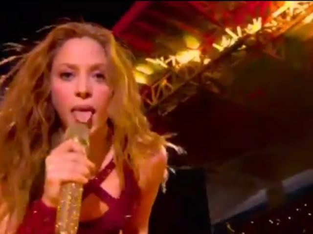 Super Bowl 2020: ¿por qué la lengua de Shakira se hizo viral?