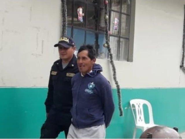Detienen a sujeto acusado de prostituir a menores de edad en Cusco y Ayacucho