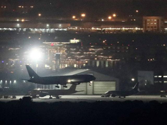Avión que presentó problemas técnicos aterrizó en aeropuerto de Madrid