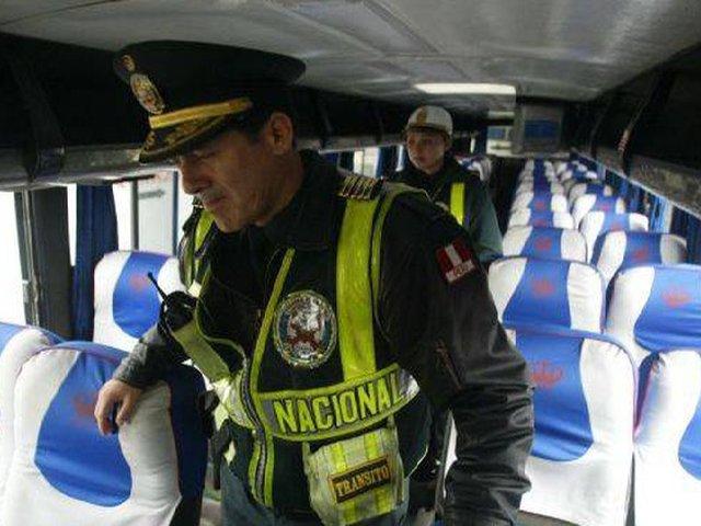 Huacho: delincuentes asaltan bus interprovincial y se llevan más de 12 mil soles