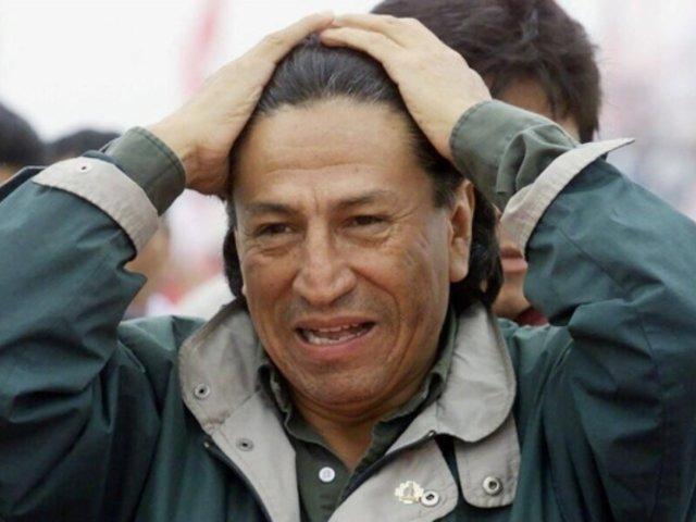 Alejandro Toledo: Fiscal Pérez pide 20 años de cárcel para el expresidente