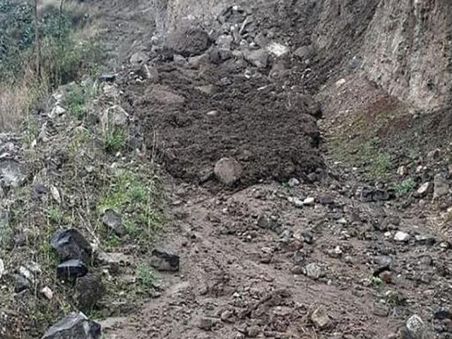 COER | Lluvias en Arequipa bloquearon un total de 120 kilómetros de carreteras