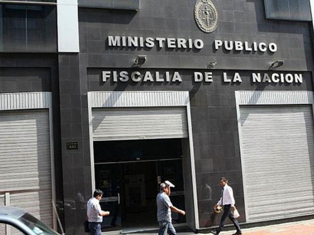Fiscalía inicia investigación a integrante del pleno del Jurado Nacional de Elecciones