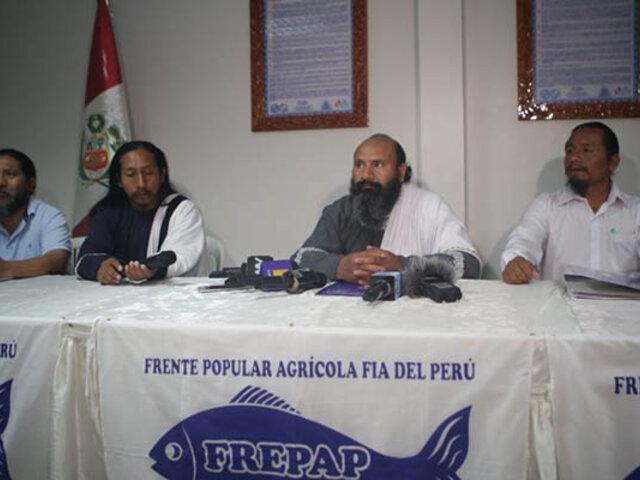Frepap no asistió a reunión con el presidente Martín Vizcarra
