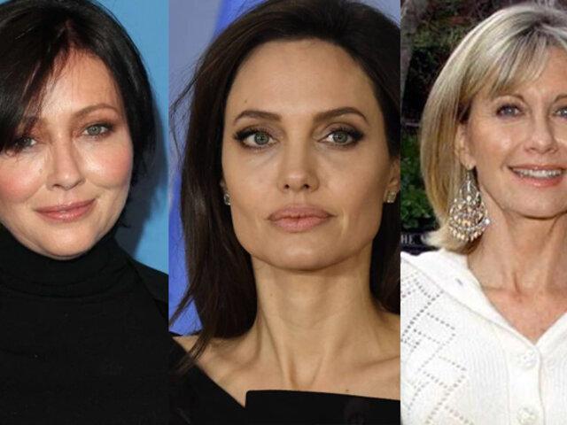 Día mundial contra el cáncer: conoce a las actrices que luchan contra esta enfermedad