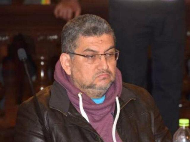OCMA propone a Junta Nacional de Justicia destitución de Walter Ríos