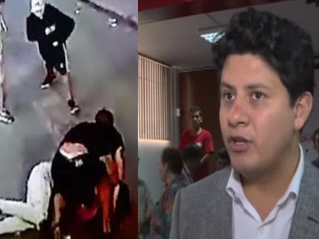 """Alcalde de SMP sobre delincuencia: """"Entre las tres comisarías no llegamos ni a 300 policías"""""""