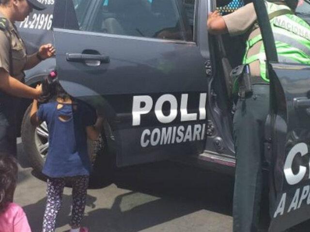 La Victoria: niña agredida por su madre dejó albergue y vuelve a casa de sus padres