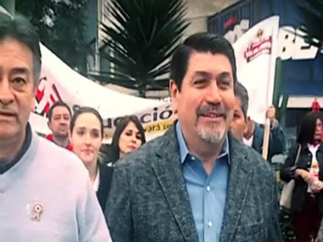Augusto Cáceres: buscarían impulsar revocatoria al alcalde de San Isidro