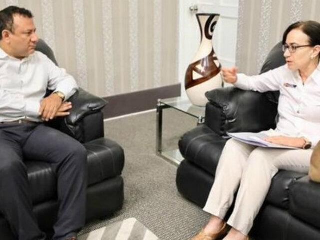 Ministra Revilla anuncia plan que permite traslado de presos extranjeros a su país