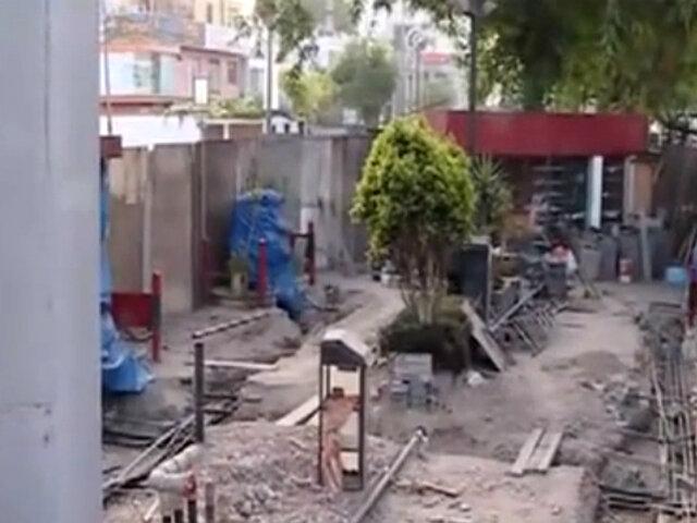 Magdalena: vecinos exigen retiro de grifo abandonado por casi 6 años