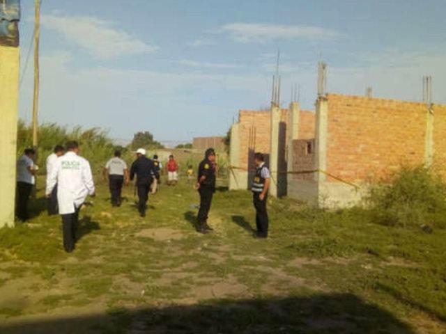 Lambayeque: hallan cabeza que sería de joven asesinado hace tres meses