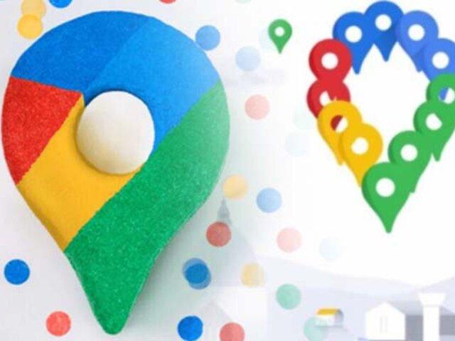 Google Maps cumple 15 años mostrando cada rincón del mundo