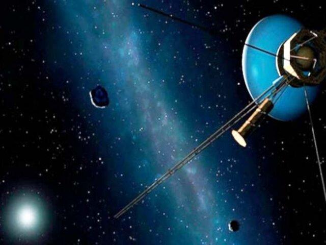 """NASA ha conseguido """"resucitar"""" a la sonda Voyager 2 que está a más de 18 mil millones de kilómetros"""