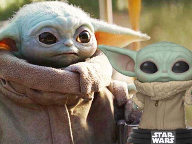 Star Wars: el Funko Pop de 'Baby Yoda' es más vendido de la historia