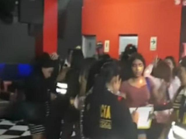 Pueblo Libre: extranjeras que ejercían prostitución clandestina no podrán retornar al Perú por 5 años