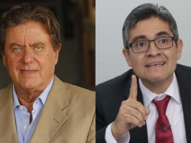 """Jaime de Althaus sobre acusaciones de fiscal Pérez: """"Hay una intolerancia a la crítica"""""""