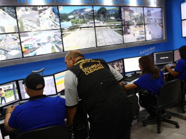 San Luis: moderna central de monitoreo pretende colaborar en la lucha contra la delincuencia