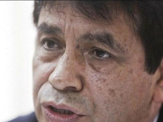 [EN VIVO] JNJ analiza pedido de suspensión provisional para Tomás Gálvez