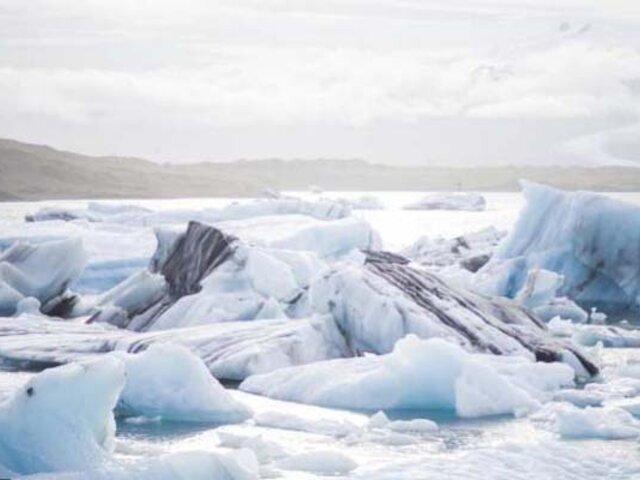 En la Antártida se registra una temperatura récord de 18,3 grados