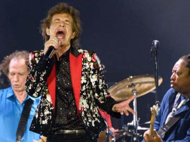 Los Rolling Stones regresan a los escenarios tras operación de Mick Jagger