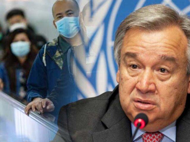 """COVID-19: ONU pide una """"vacuna del pueblo"""" accesible a todos"""