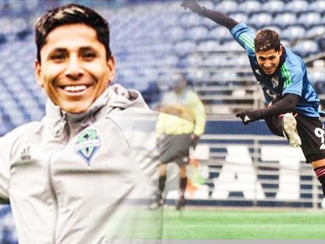 Raúl Ruidíaz anotó espectacular gol en partido de pretemporada del Seattle Sounders