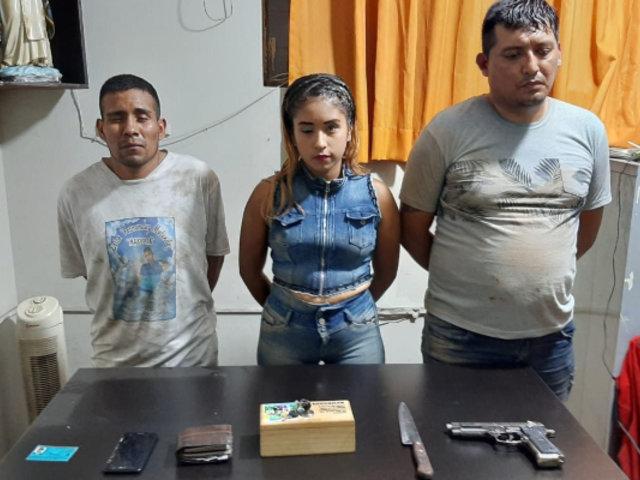 Carabayllo: capturan a presuntos delincuentes que robaron S/3 mil de pollería