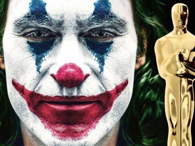 """Premios Oscar 2020: """"Joker"""" es la favorita del público para mejor película"""