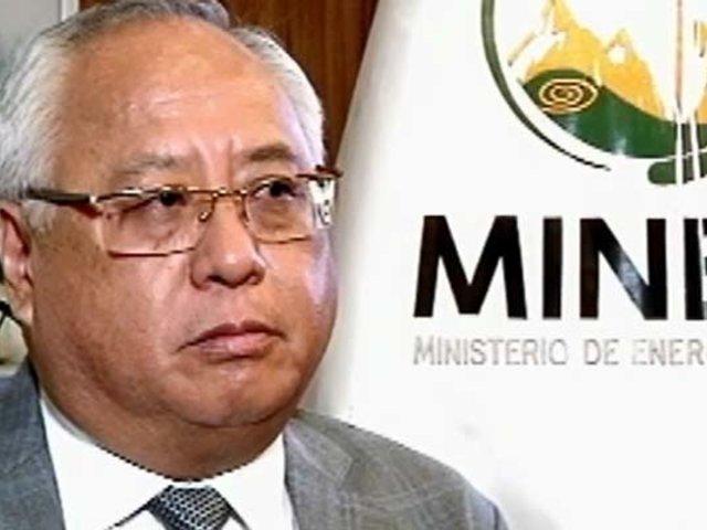 Ministro de Energía y Minas asesoró a Odebrecht y realizó informe del Gasoducto Sur Peruano