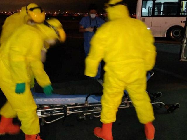 Coronavirus: estudiante peruano procedente de Hong Kong fue puesto en cuarentena