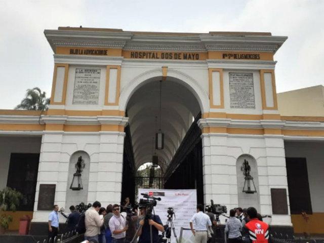 Coronavirus: descartan contagio en estudiante peruano procedente de Hong Kong