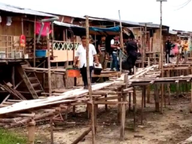 Iquitos: se elevó a 10 el número de infectados por coronavirus
