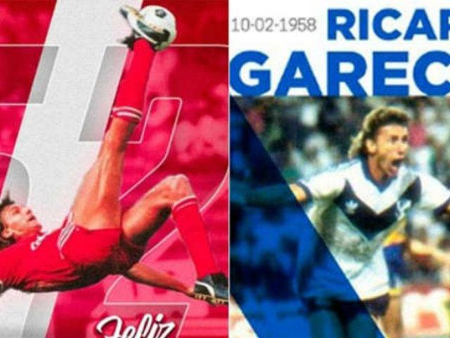 Ricardo Gareca de cumpleaños: América de Cali y Vélez Sarsfield le envían afectuoso saludo