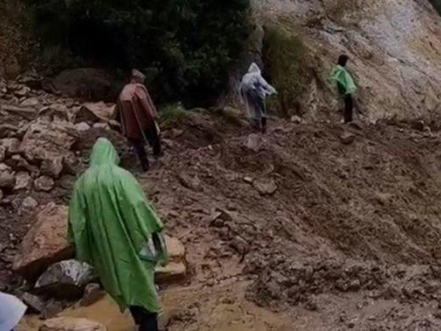 Cusco: turistas alemanes alertan peligros en acceso a ruta Salkantay Trek