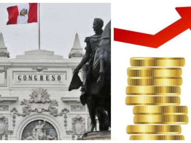 Datum: El 43% confía que el nuevo Congreso tendrá un impacto positivo en la economía