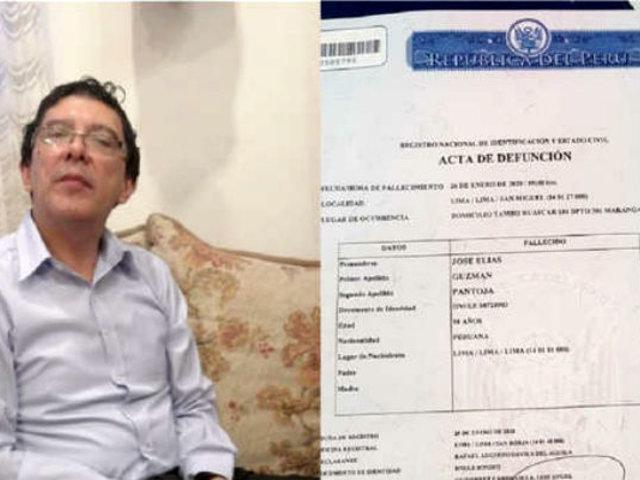 Hombre fue a tramitar pasaporte y descubrió que 'murió' el día de las elecciones