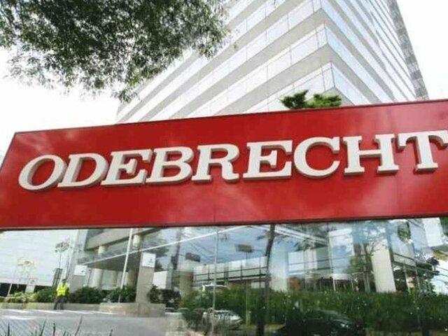 Odebrecht solicita reunión con el MEF para buscar alternativas y suspender demanda
