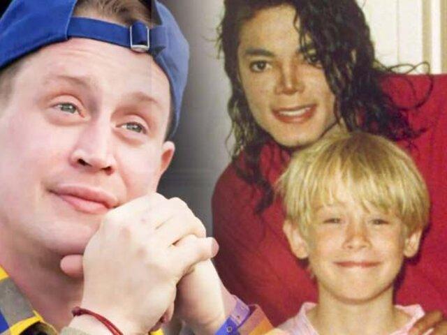 Macaulay Culkin negó abusos por parte de Michael Jackson