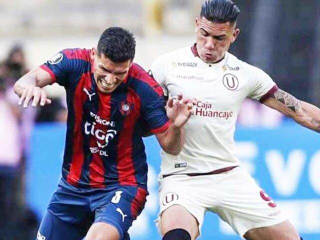 Universitario de Deportes quedó fuera de competencia en la Copa Libertadores