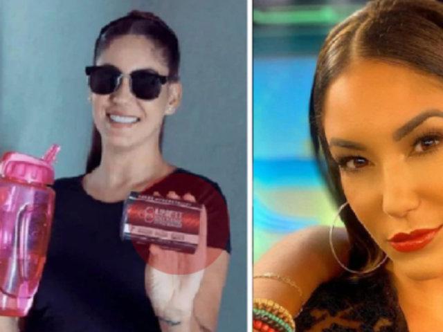 """Publicidad engañosa: Tilsa Lozano sería multada por promocionar pastillas """"para bajar de peso"""""""