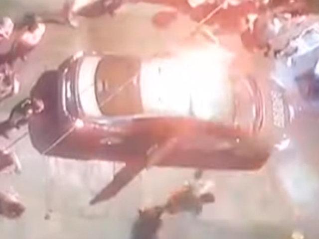 Vecinos de Breña conmocionados tras intento de asesinato