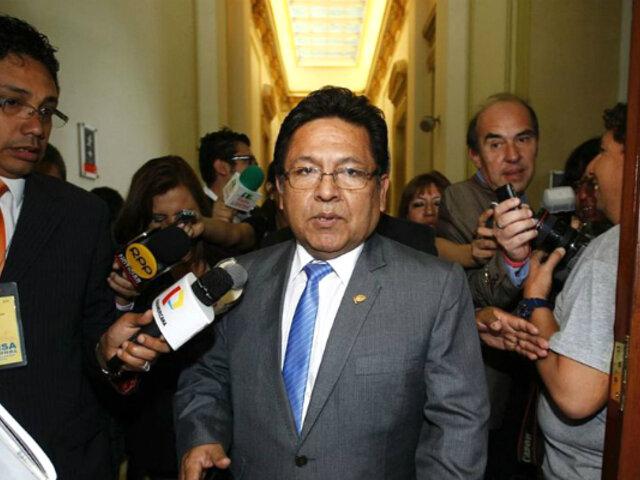 JNJ aprobó destitución de exfiscal Carlos Ramos