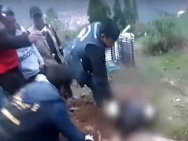 La Libertad: encuentran cadáver a niño reportado como desaparecido