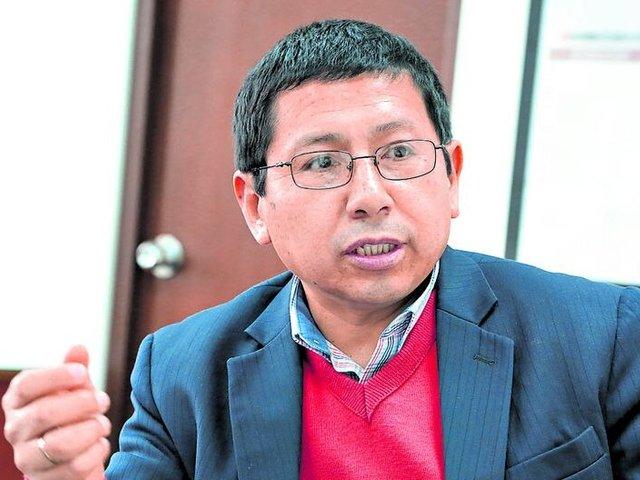 Edmer Trujillo: ministro de Transportes y Comunicaciones renunció a su cargo