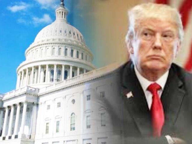 Trump enfrentaría su segundo juicio político ante el Senado